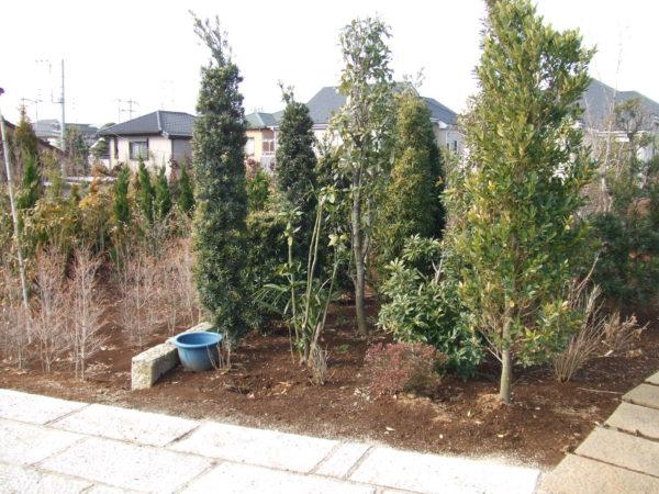 植木材料の仕入れ